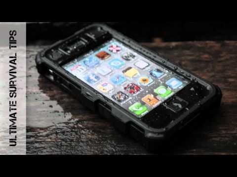 NEW - Best iPhone Case? - Ballistic HC Survival Case Review - Top iPhone 5 / 4s & 4 Case?