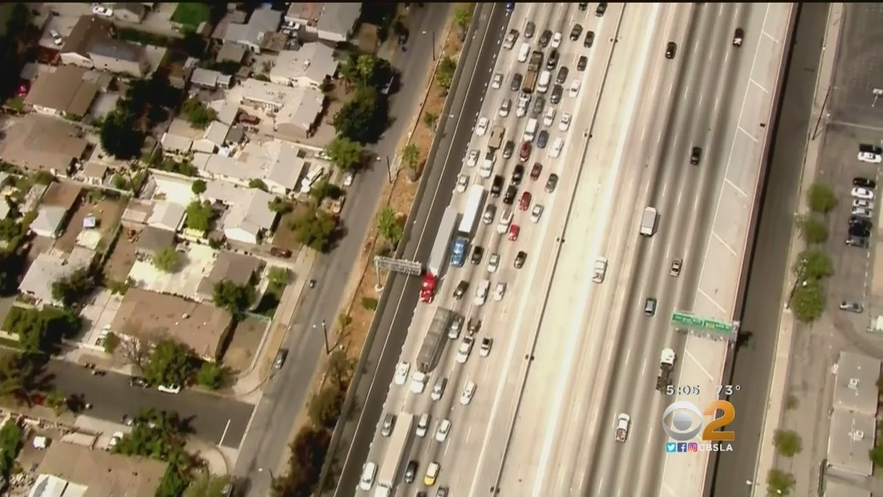 5 Freeway In Sun Valley Reopens After Fatal Crash