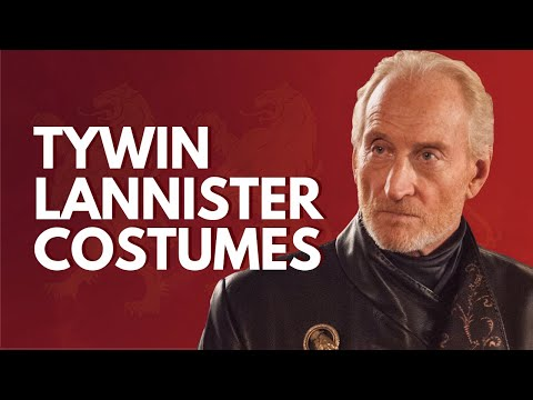 🦁Tywin Lannister Costumes