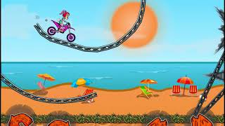 Moto X3m Bike Race Game Ios / Android Gameplay | Secret Easter Bunny Bike Unlocked By Easter Eggs