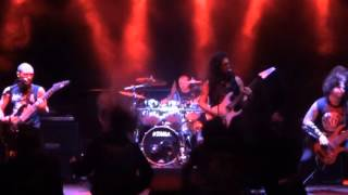 "SENTIENCE - ""Die Decay Devour"" Live @ NIHIL Gallery (10/17/15)"