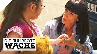 Kleines Mädchen im Internet verkauft: Lara Grünberg im Dienst | | Die Ruhrpottwache | SAT.1 TV