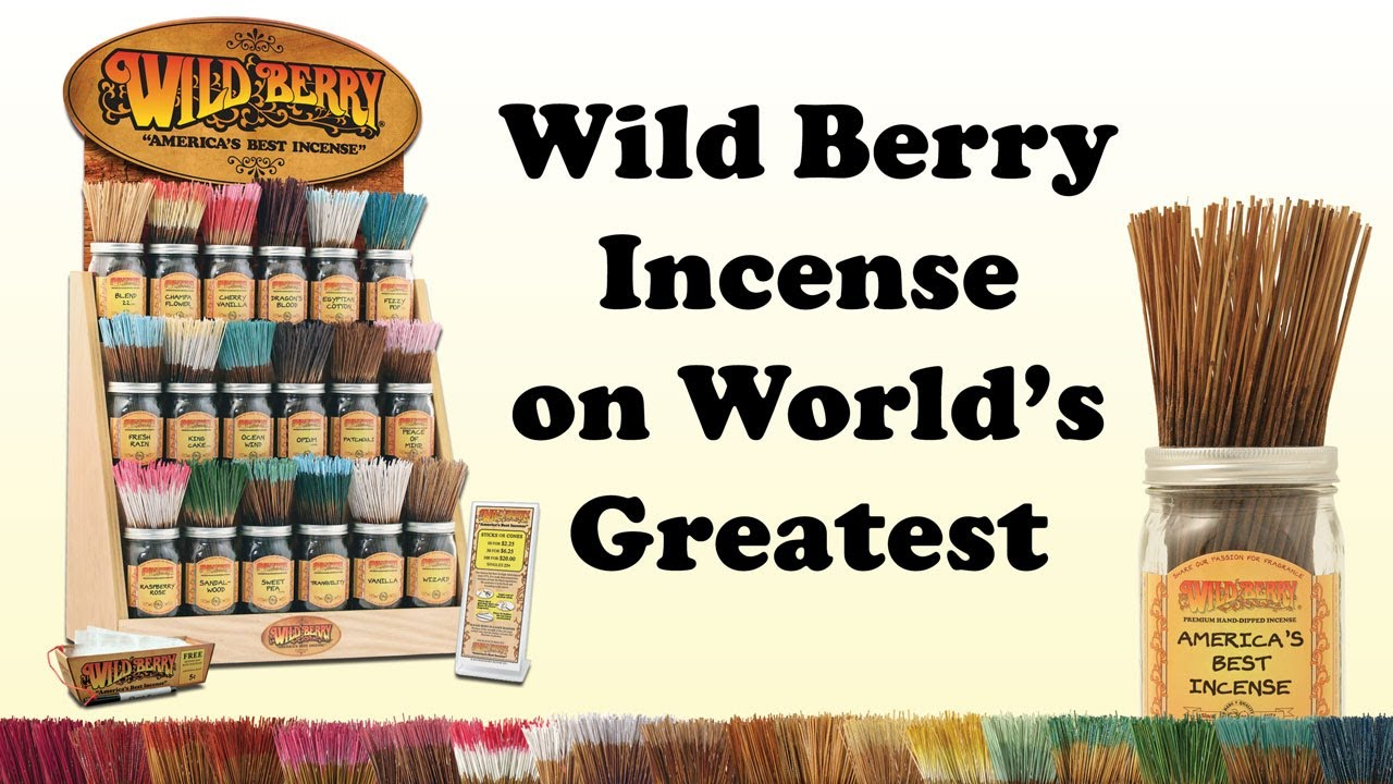 Incense of the Month Club -