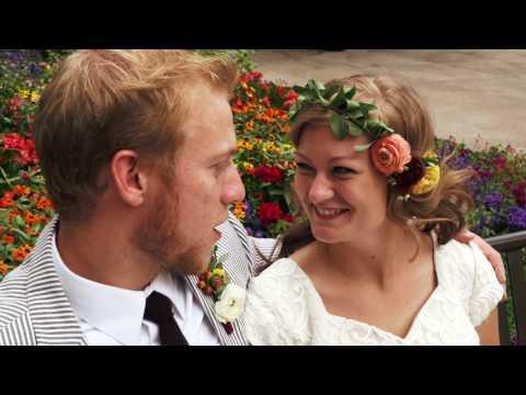 Kristen  Tucker: Wedding Day