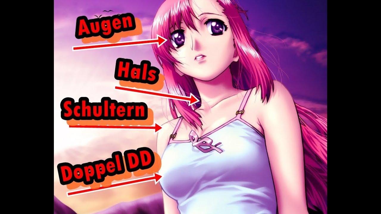 Manga zeichnen lernen ``Körper,, [HD] Knallharte Fakten!! - YouTube