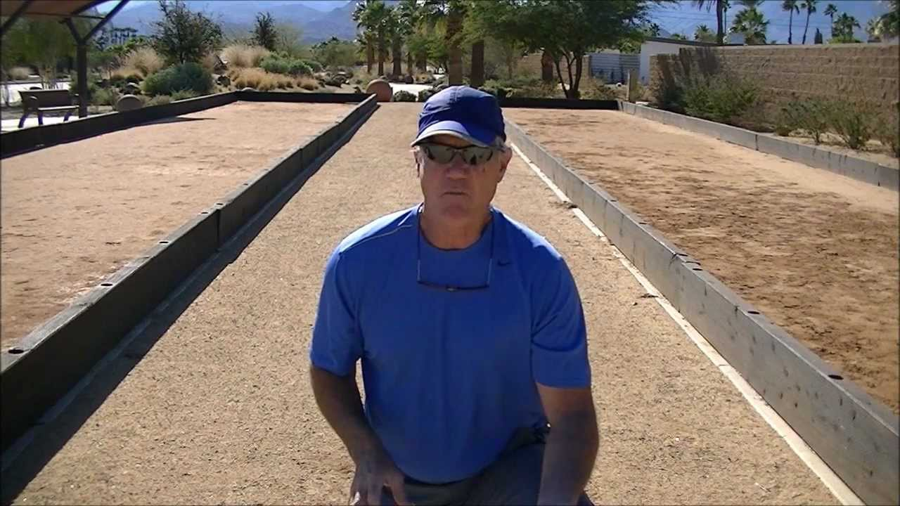 The High Cost Of Bocce Courts Vs Natural Petanque Terrains Youtube