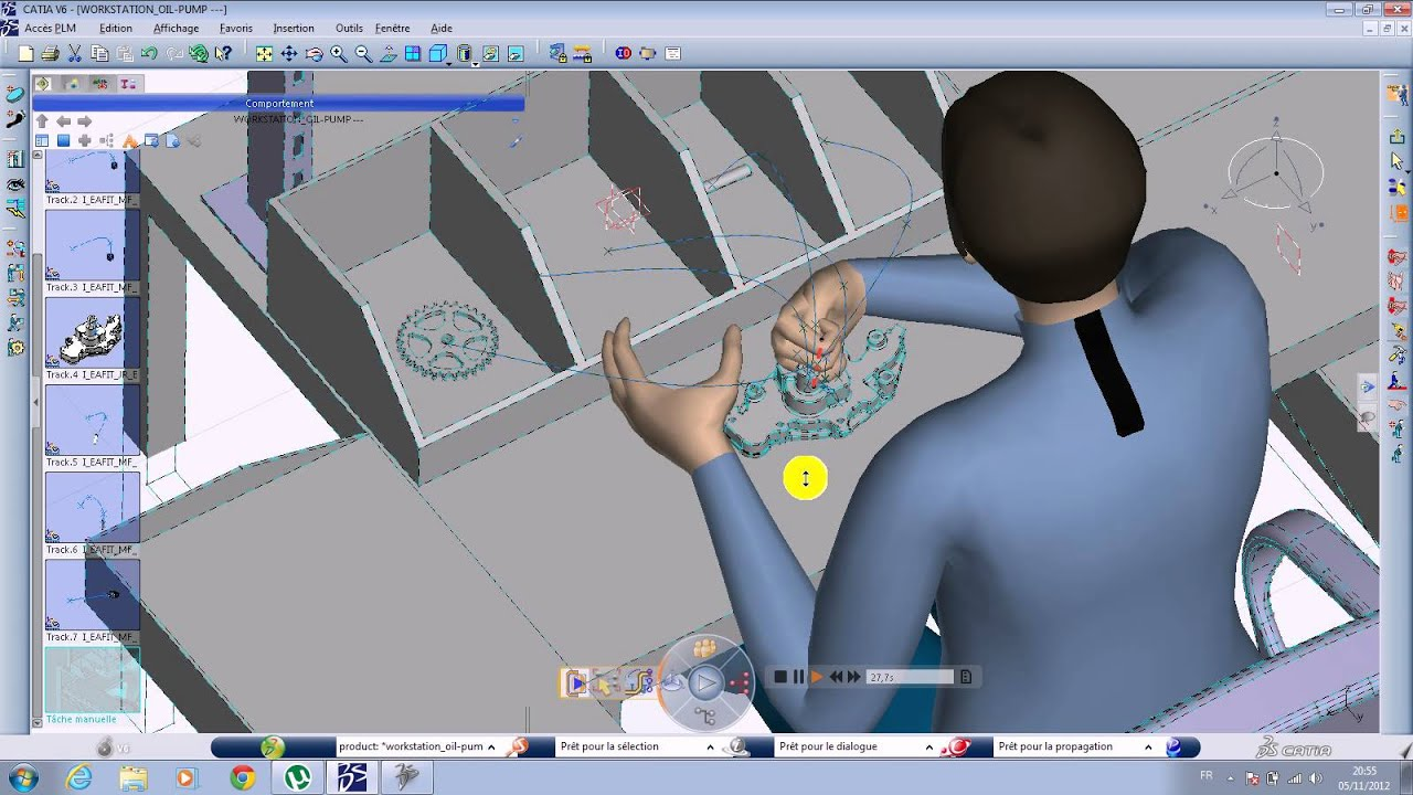Catia Tutorials Pdf