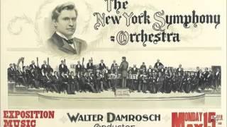 Damrosch/NY Symphony - Brahms Symphony #2