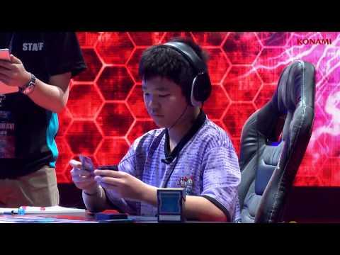 Yu-Gi-Oh! 2017 World Championship Dragon Duel Finals - Chain Burn vs Invoked True Draco