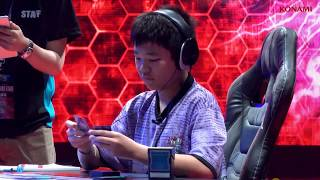 Yu-Gi-Oh! 2017 World Championship Dragon Duel Finals - Chain Burn vs Invoked True Draco