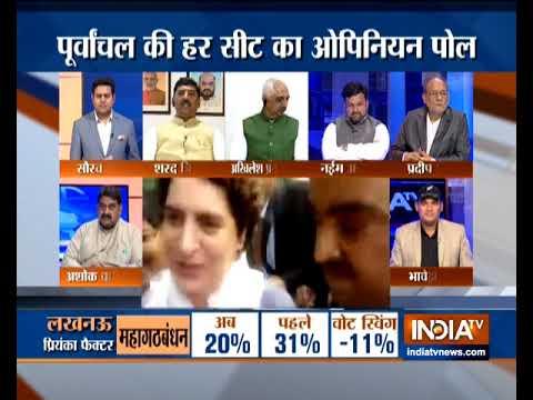 Despite Priyanka's entry into politics main battle remains between BJP-Mahagathbandhan Mp3