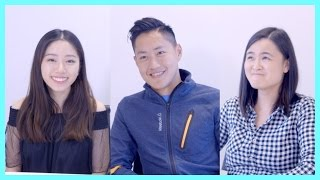 ABCs Take On a TRY NOT TO LAUGH (IMPOSSIBLE) CHALLENGE (美國華裔忍笑挑戰)