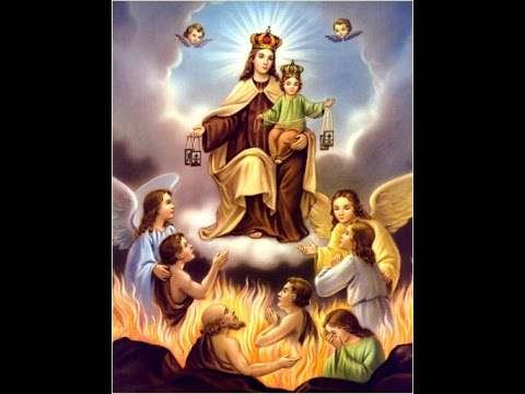 rosary for the holy souls in purgatory pdf