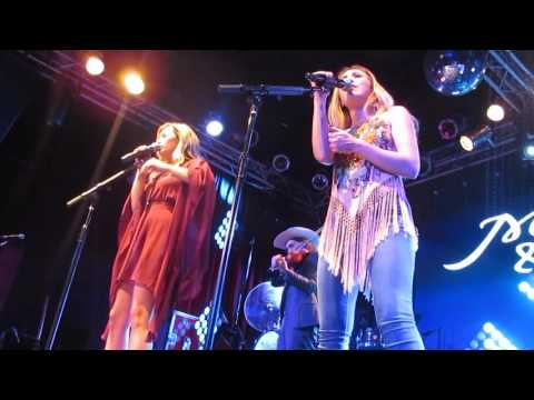 After the Storm Blows Through - Maddie and Tae LIVE