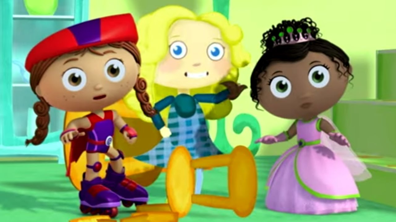 It's just a picture of Divine Super Why Images