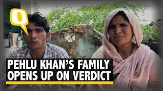 'We'll Keep Fighting': Pehlu Khan's Family Opens up on the Verdict | The Quint