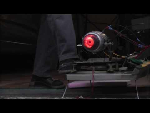 RC Jet Turbine - first test run after maintenance