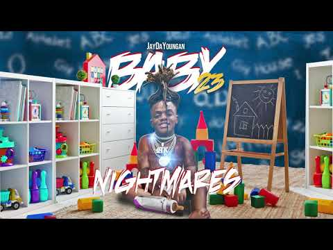 JayDaYoungan – Nightmares [Official Audio]