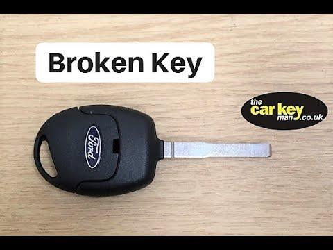Fix Broken Ford Remote Key