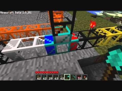 minecraft automatic mining mod