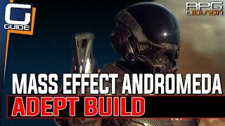 Mass Effect Andromeda - OP Adept Biotic Build