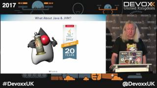 Using the JVM as a platform for smart contracts & cryptocurrency by Ben Evans