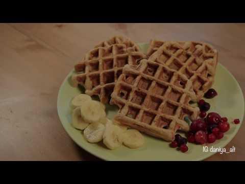 Венские вафли - кулинарный рецепт