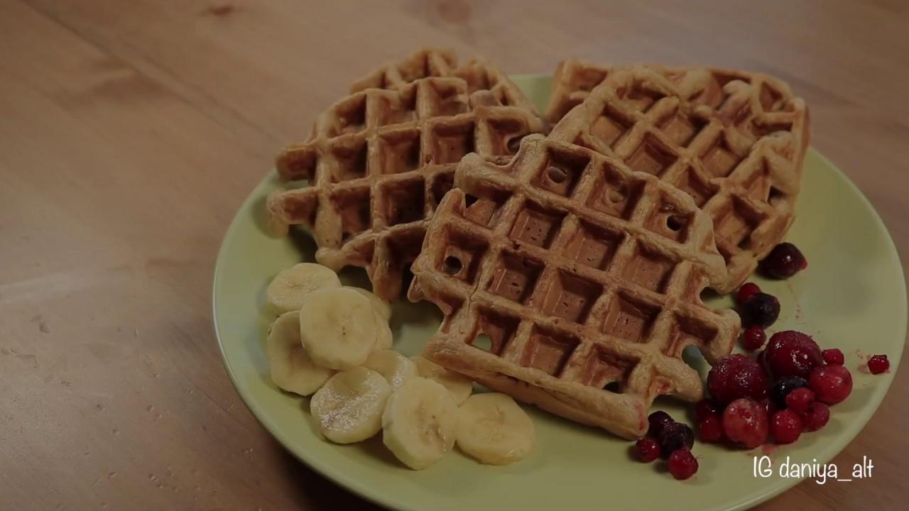 вафли венские легкий рецепт