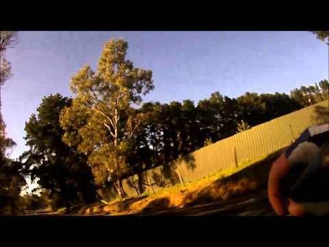 GAWLER WHEELERS - 13/SEP/14 - RIDING WITH ANDREW M