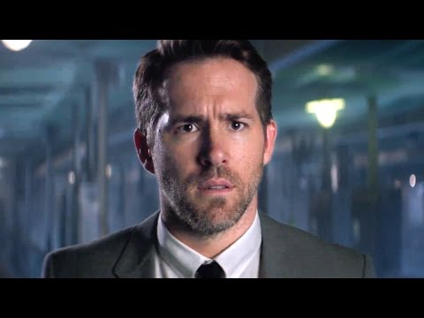 The Hitman's Bodyguard Trailer 2017 Ryan Reynolds Movie Official
