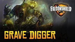 Repeat youtube video Falconshield - Grave Digger (League of Legends Music - Yorick)