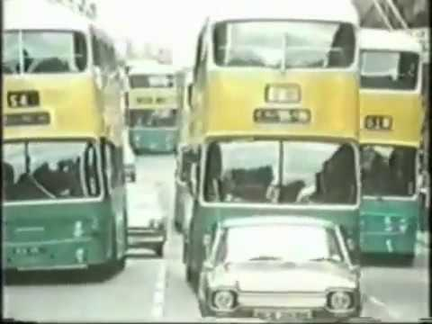 Glasgow Underground Modernisation 1977-1980 Full Archive Film