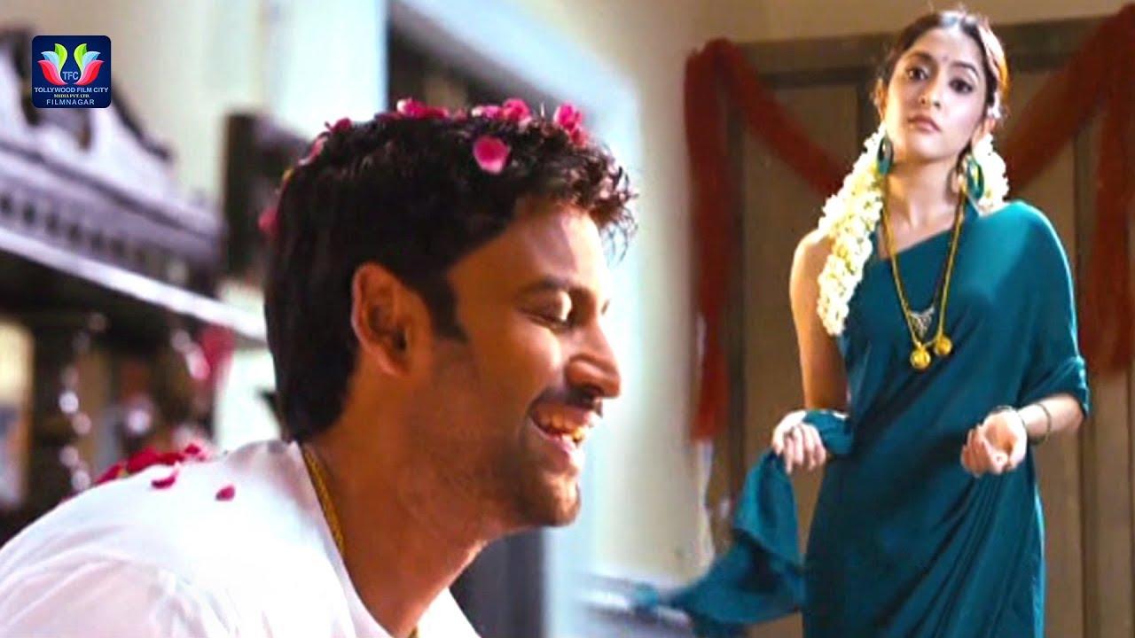 Sumanth  Swaika First Night Scene Telugu Comedy Scenes  Tfc Comedy Time - Youtube-4203