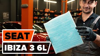 Opraviť SEAT video manuál