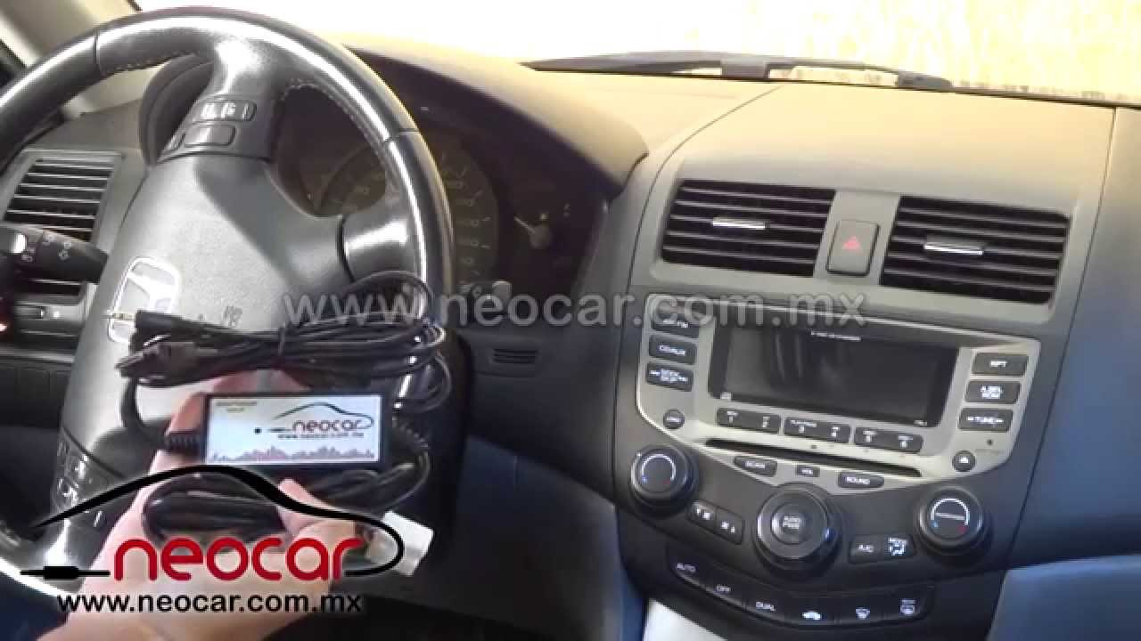 Adaptador NeoCar - Conecta cable auxiliar para carro ...