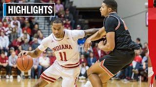Highlights: Hoosiers Stay Unbeaten | Princeton at Indiana | Nov. 20, 2019