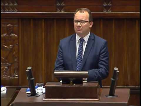 Adam Bodnar - Rzecznik Praw Obywatelskich - wystąpienie z 5 września 2016 r.