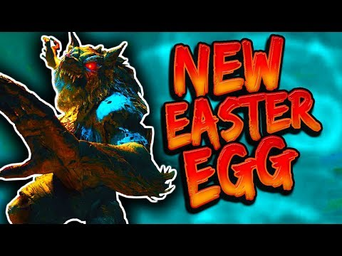 "NEW! UNSOLVED Easter Egg (STEP 1) ""Dead of The Night"" Black Ops 4 Zombies"