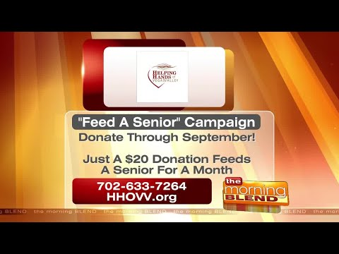 Feed A Senior Campaign In Las Vegas