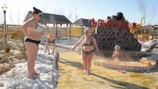 видео Лечение в Китае — термальные курорты и санатории