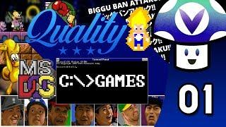 [Vinesauce] Vinny - Quality DOS Games