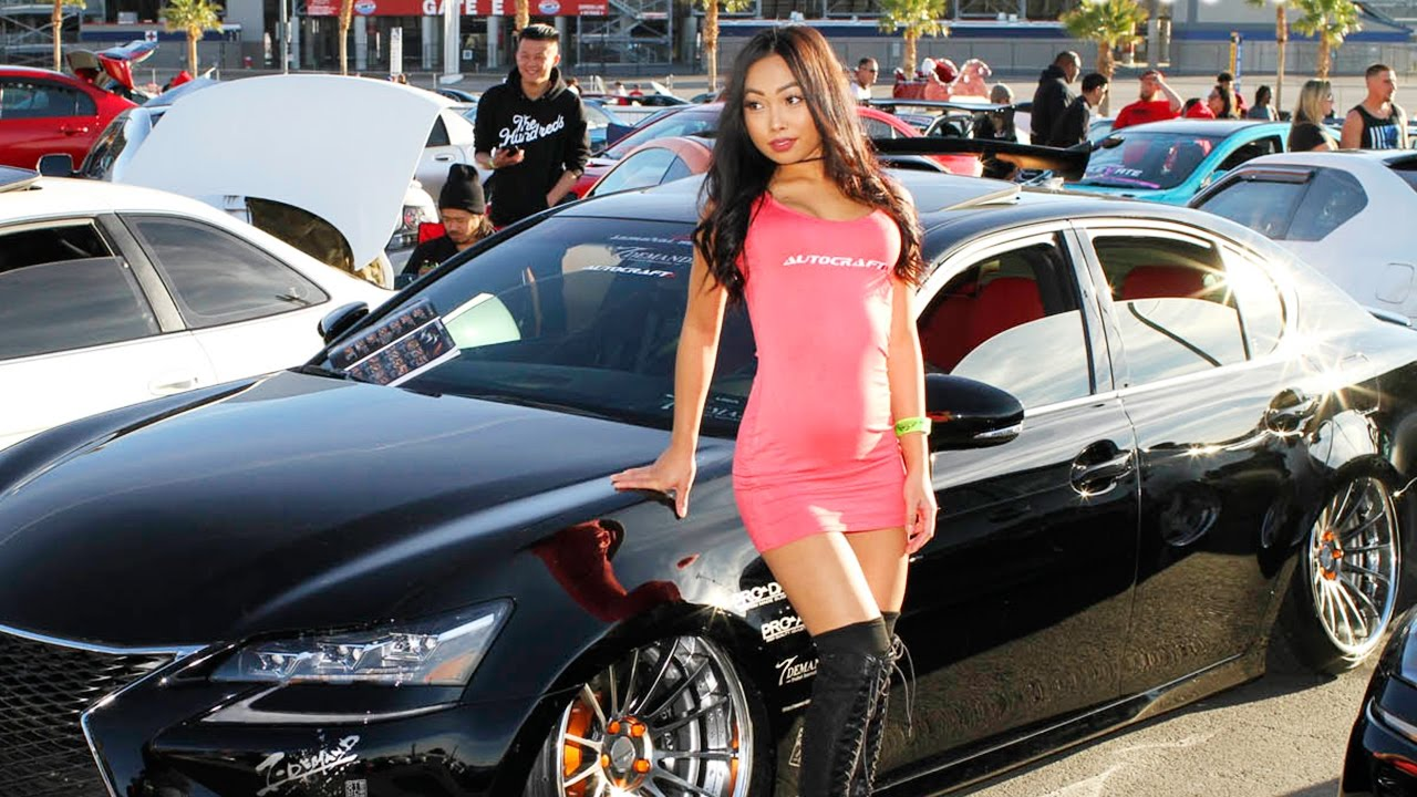 WHO'S THAT?! Imports, Racing, Drifting & Food! (IFO Las Vegas 2016)