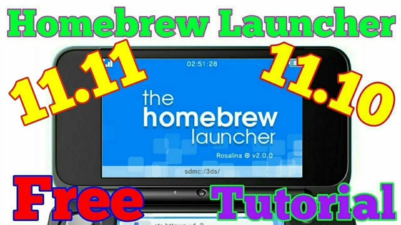 where to find 3ds firmware without homebrew