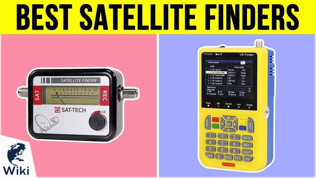10 Best Satellite Finders 2019