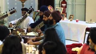 Guru Purnimaa Celebrations.7 July 2012.Leicester Sitar Gharana