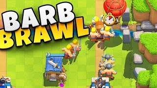 BARBARIAN BRAWL - Clash Royale