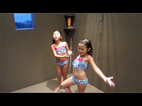 SINGING IN THE SHOWER!