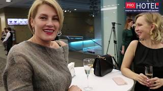Национальная гостиничная премия прошла в Москве 2 ноября