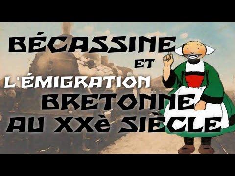 Réaction-Bécassine et l'émigration bretonne au XIXè-XXè siècle-