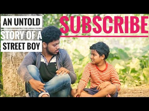 An Untold Story Of A Street Boy😭💗    Emotional Story    HEARTBEAT CREATION